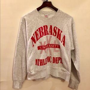 Vintage Nebraska Sweatshirt